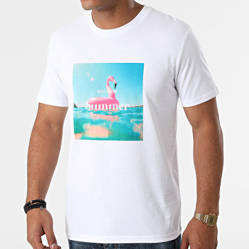 Luxury Lovers - Tee Shirt Not From Summer Blanc