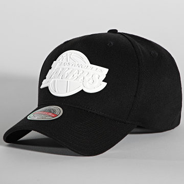 Mitchell and Ness - Casquette Snapback Casper Los Angeles Lakers Noir