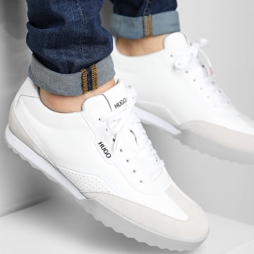 HUGO - Baskets Matrix Low 50455224 White