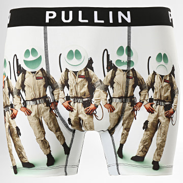 Pullin - Boxer Busters Blanc