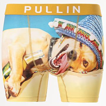 Pullin - Boxer Doggy Bear Jaune
