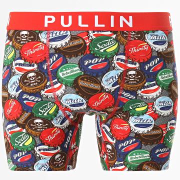 Pullin - Boxer Capsule Rouge