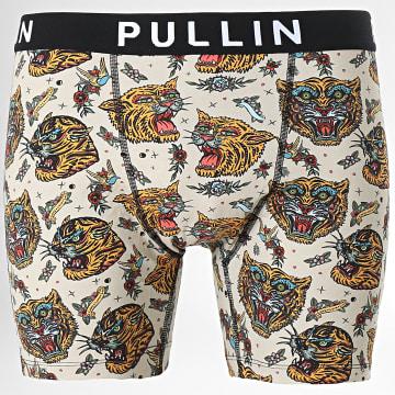 Pullin - Boxer Psy Tiger Beige