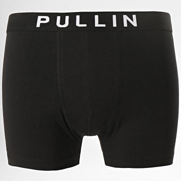 Pullin - Boxer Master Coton Noir