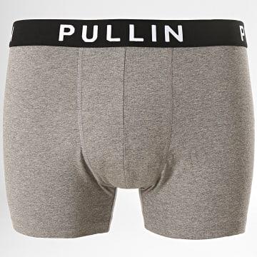 Pullin - Boxer Master Coton Gris Chiné