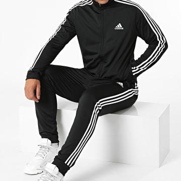 Adidas Performance - Ensemble De Survêtement A Bandes GK9651 Noir