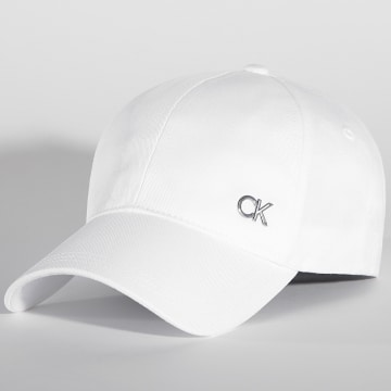 Calvin Klein - Casquette BB 7027 Blanc