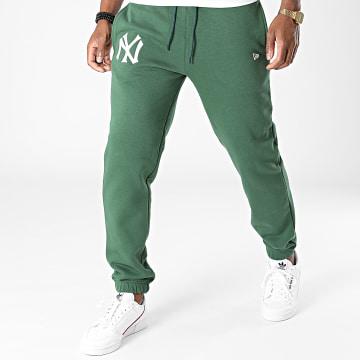 New Era - Pantalon Jogging Embroidery Logo New York Yankees 12879439 Vert
