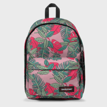 Eastpak - Sac A Dos Out Of Office Brize Tropical Rose
