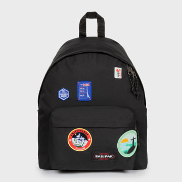 Eastpak - Sac A Dos Padded Pak'r Patched Noir