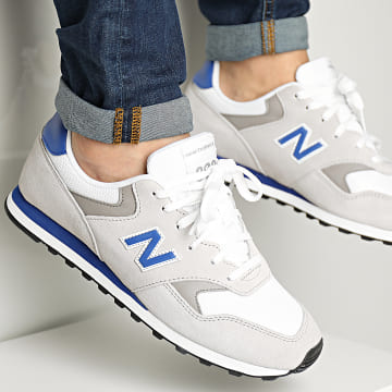 New Balance - Baskets Lifestyle 393 ML393VY1 White