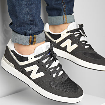 New Balance - Baskets Lifestyle 574 AM574ING Anthracite