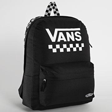 Vans - Sac A Dos Street Sport Noir