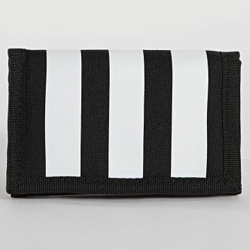adidas - Portefeuille 3 Stripes GN2037 Noir