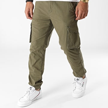 Only And Sons - Jogger Pant Mike Life Cargo Vert Kaki