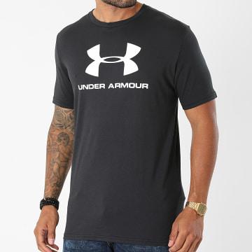 Under Armour - Tee Shirt De Sport 1329590 Noir