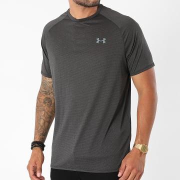 Under Armour - Tee Shirt De Sport 1345317 Gris Anthracite