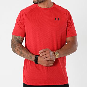 Under Armour - Tee Shirt De Sport 1345317 Rouge
