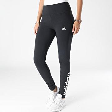 Adidas Performance - Legging Femme Linear GL0633 Noir