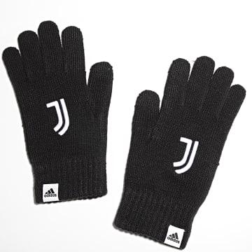 Adidas Performance - Gants Juventus GU0098 Noir