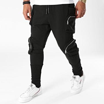 Ikao - Pantalon Jogging IK-194 Noir