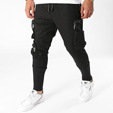 Ikao - Pantalon Jogging LL471 Noir