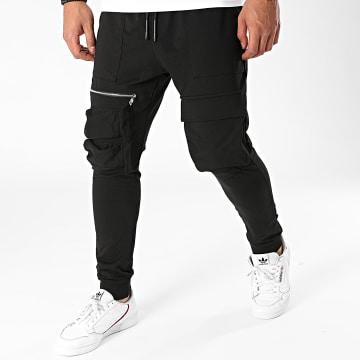 Ikao - Pantalon Jogging LL453 Noir
