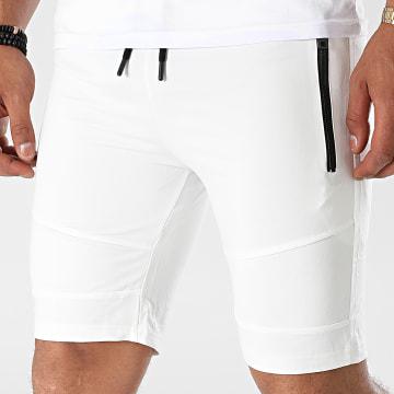 MTX - Short Jogging FF200 Blanc