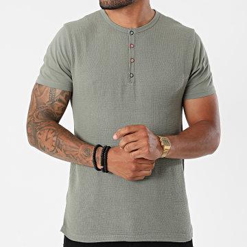 MTX - Tee Shirt TM0673 Vert Kaki
