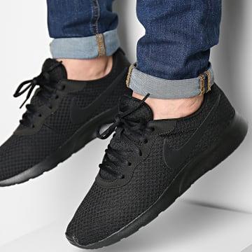 Nike - Baskets Tanjun 812654 Black Anthracite