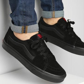 Vans - Baskets Sk8-Low 4UUKENR Black Black