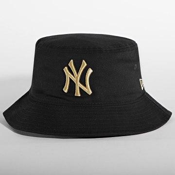 New Era - Bob New York Yankees 60188611 Noir Doré