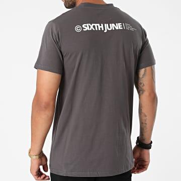 Sixth June - Tee Shirt M22173VTS Gris