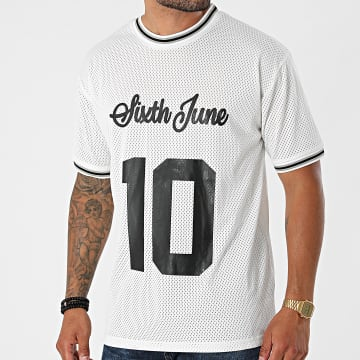 Sixth June - Tee Shirt M22290VTS Blanc