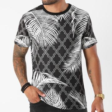 Uniplay - Tee Shirt UY658 Noir