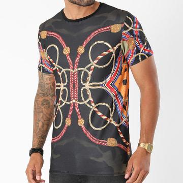 Uniplay - Tee Shirt T810 Noir