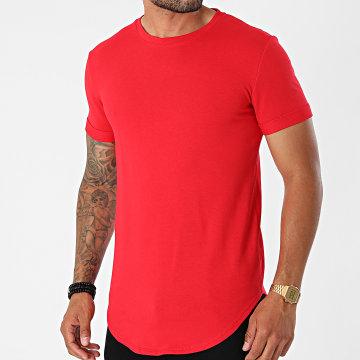 Uniplay - Tee Shirt Oversize UY667 Rouge