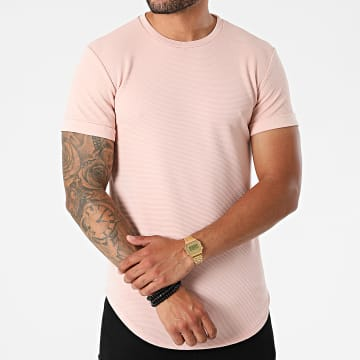 Uniplay - Tee Shirt Oversize UY665 Rose