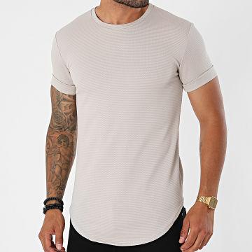 Uniplay - Tee Shirt Oversize UY665 Beige