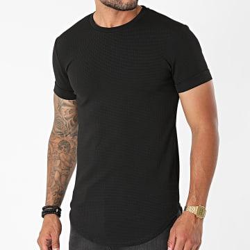 Uniplay - Tee Shirt Oversize UY666 Noir