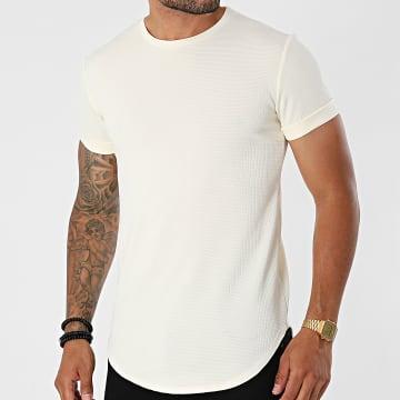Uniplay - Tee Shirt Oversize UY666 Beige