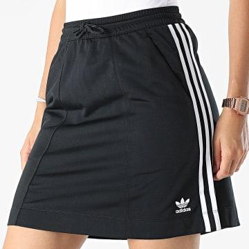 adidas - Jupe Femme H37774 Noir
