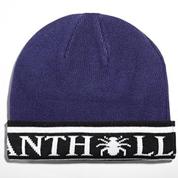Anthill - Bonnet Anthill Bleu Marine Noir