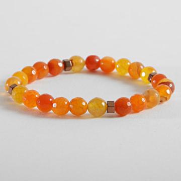 Black Needle - Bracelet BBN-485 Orange
