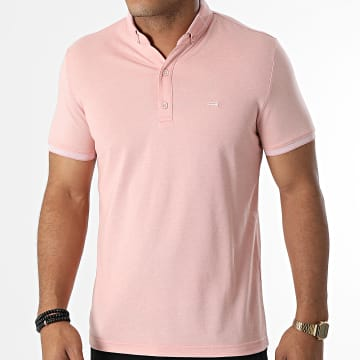 Classic Series - Polo Manches Courtes 1101 Rose