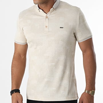 Classic Series - Polo Manches Courtes 1089 Beige