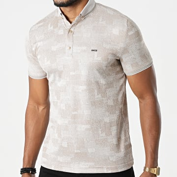 Classic Series - Polo Manches Courtes 1089 Taupe