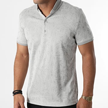 Classic Series - Polo Manches Courtes 1123 Gris