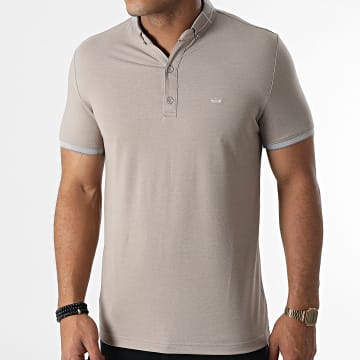 Classic Series - Polo Manches Courtes 1101 Taupe