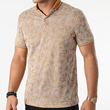 Classic Series - Polo Manches Courtes 1123 Camel
